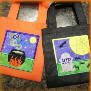 Halloween Patchwork Blocks
