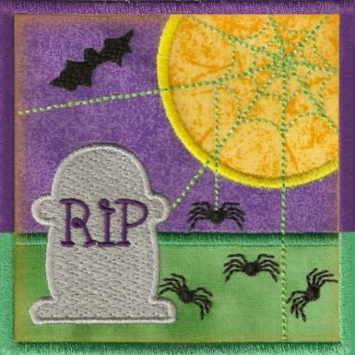 Halloween Patchwork Blocks