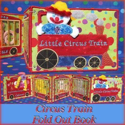 Circus Train Book