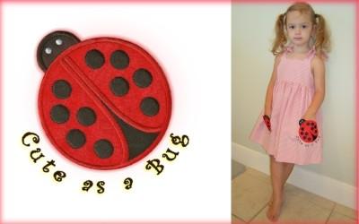 Ladybug Pocket