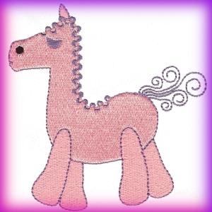 Pony Girl 4x4